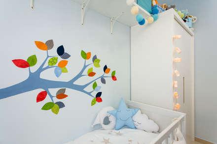 un bosque para rubn dormitorios infantiles de estilo eclctico de roomroombeb
