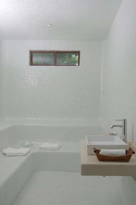 حمام بخار تنفيذ D&E-ARQUITECTURA