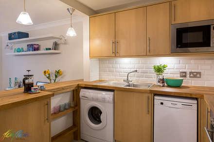 Kitchen (internal View): Modern Kitchen By Katie Malik Interiors