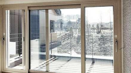 장현재 (蔣峴齋, Jang hyun Jae): GN건축사사무소의  베란다