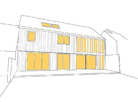 maisons rurales id es inspiration homify. Black Bedroom Furniture Sets. Home Design Ideas