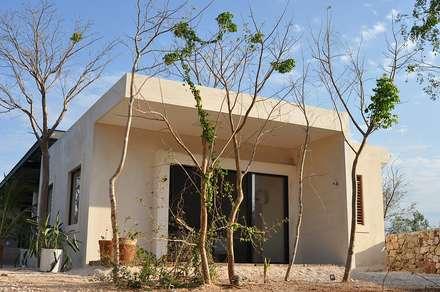tropische Häuser von Degetau Arquitectura y Diseño