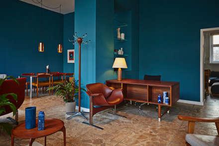 Coroto - Vintage Furniture & Tropical Living: skandinavische Arbeitszimmer von Coroto - Deubel D'Aubeterre GbR