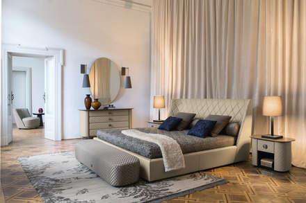 Camera da letto 1 - a: Camera da letto in stile in stile Classico di Alberta Pacific Furniture