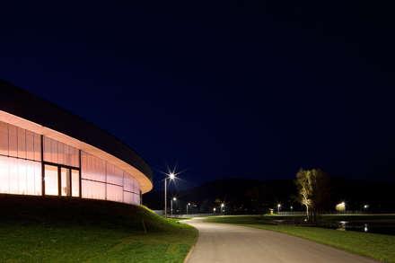 Speedskatingarena:  Stadien von SYRA_SCHOYERER Architekten BDA
