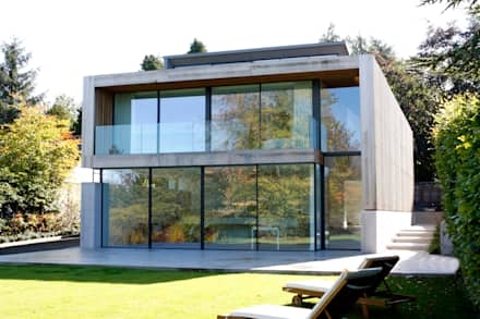 Edge Hill:  Windows  by IQ Glass UK