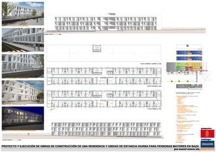 PANEL 2 CONCURSO: Hospitales de estilo  de AMARQUITECTURA