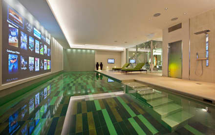 Folio Design | The House on Hampstead Heath | Pool: modern Pool by Folio Design