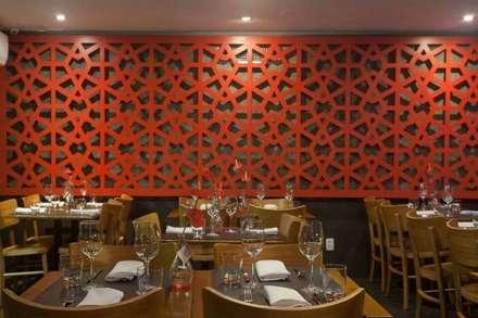 Gastronomy by BF Sustentabilidade, Arquitetura e Iluminação