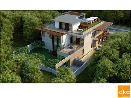 moderne huser 2015 - home design, Hause deko