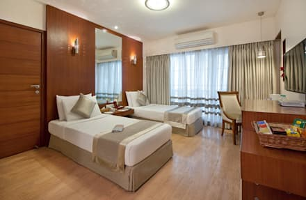 Grand Residency-Service Apartments, Mumbai.:  Hotels by SDA designs