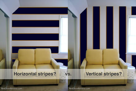 Stripes:  Walls by Madame Ant