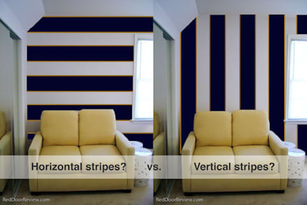 Stripes :  Walls by Emma Jayne Sayers