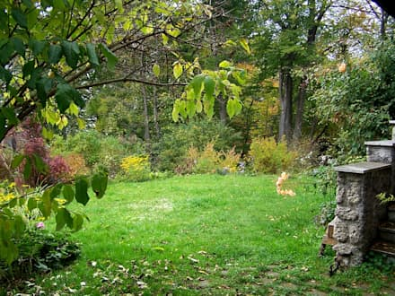 landhausstil gartengestaltung, ideen und bilder | homify, Gartenarbeit ideen
