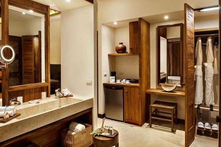 ห้องน้ำ by BR  ARQUITECTOS