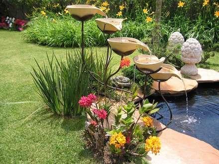 country Garden by Junia Lobo Paisagismo
