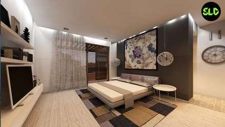 : Habitaciones de estilo clásico por SOLIDO SLD