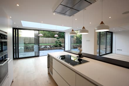 modern Windows & doors by IQ Glass UK