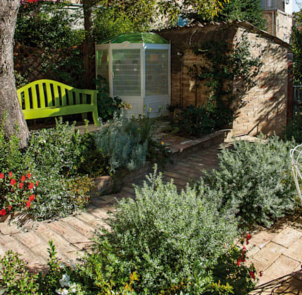 Giardino moderno idee ispirazioni homify for Decorazione giardini stile 700