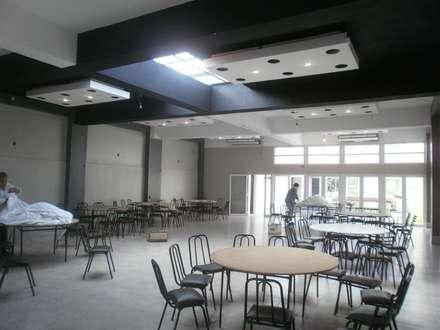 Event venues by Arq. Jose F. Correa Correa