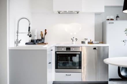 مطبخ تنفيذ Baltic Design Shop