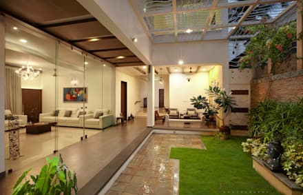 Residential: Modern Living Room By Prabu Shankar Photography