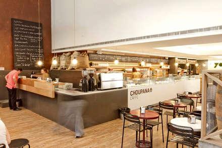 Choupana Caffe: Espaços de restauração  por Rui Tomás