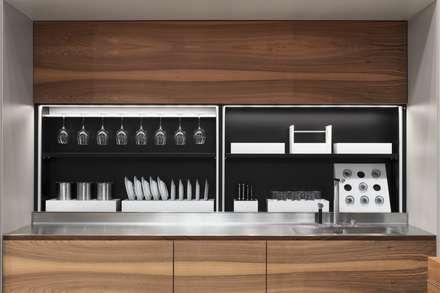 مطبخ تنفيذ Spaziodesign srl