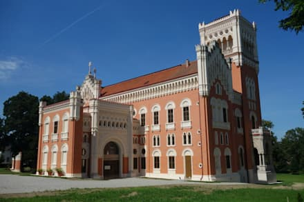 Schloss Rotenturm:  Museen von SCHUBERT STONE GmbH