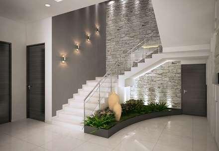 Koridor dan lorong by ACE INTERIORS
