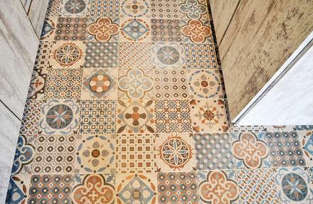 กำแพง by santiago dussan architecture & Interior design