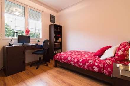 Decoración de viviendas: Dormitorios de estilo asiático de Narai Decor