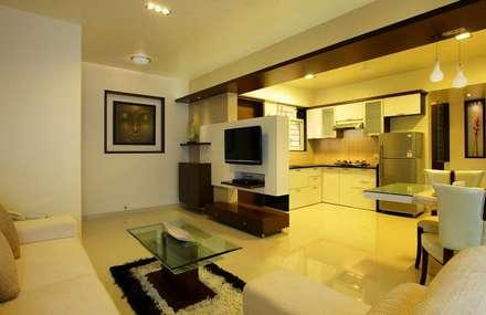 KITCHEN Designs: modern Kitchen by Artek-Architects & Interior Designers