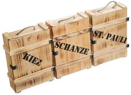Bodegas de vino de estilo rural por Kistenkolli Altes Land GbR Maxin & Rehder