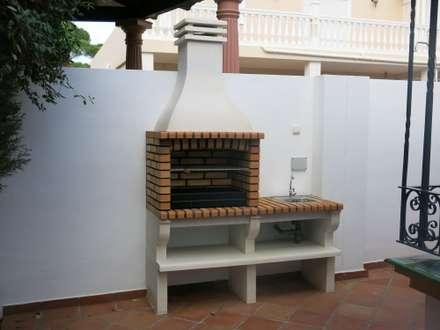 Vườn by Rudeco Construcciones