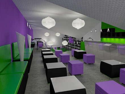 Bares y discotecas ideas im genes y decoraci n homify - Decoracion bares modernos ...