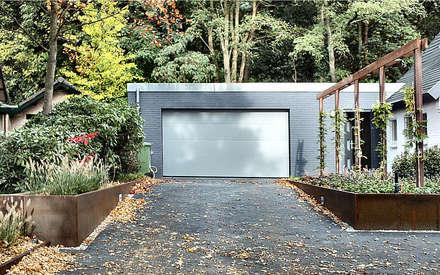 Garage Inrichting Gebruikt : Moderne garage schuur ideeën homify