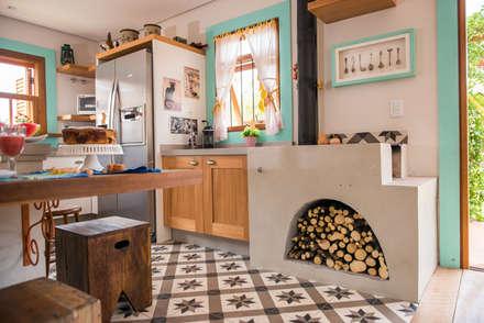 Cocinas de estilo colonial homify homify for Cocinas estilo colonial