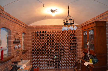 classic Wine cellar by Studio Zaroli