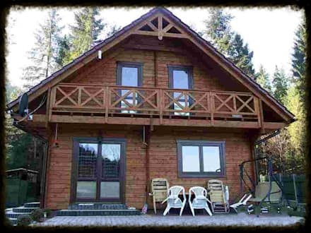 Case in stile scandinavo idee ispirazioni homify for Case in stile chalet