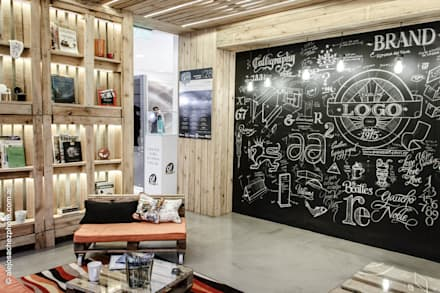 industrial Study/office by G7 Grupo Creativo