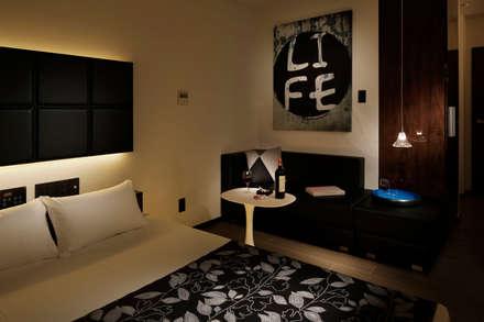 HOTEL_DUO: 株式会社CAPDが手掛けたホテルです。