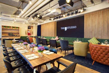 The Studio:  Gastronomy by Dyer-Smith Frey