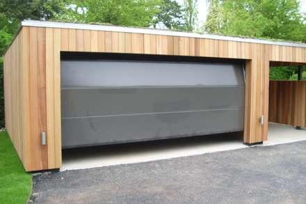 Garage prefabbricato in stile  di ecospace españa