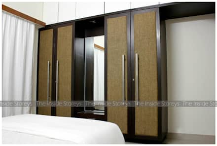 Vestidores y closets asi ticos ideas homify for Room kabat design