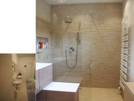 Badezimmer für Badefans in Königstein: moderne Badezimmer von Einrichtungsideen