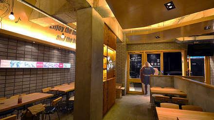 K - chicken: eundo의  바 & 카페