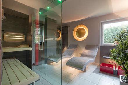 Meine Design-Sauna: skandinavisches Spa von corso sauna manufaktur gmbh