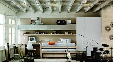 Comedor moderno: Dormitorios infantiles de estilo moderno de TC interior
