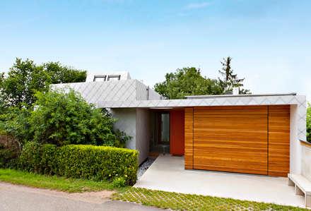 Livingtube:  Fenster von DANKE Architekten